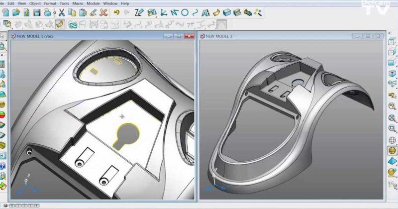 Corso di modellazione 3d e reverse engineering con PowerShape – 2019